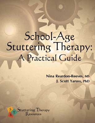School-Age Stuttering Therapy Cover